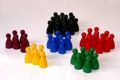 Menschengruppen